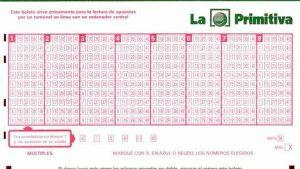 boleto loteria primitiva